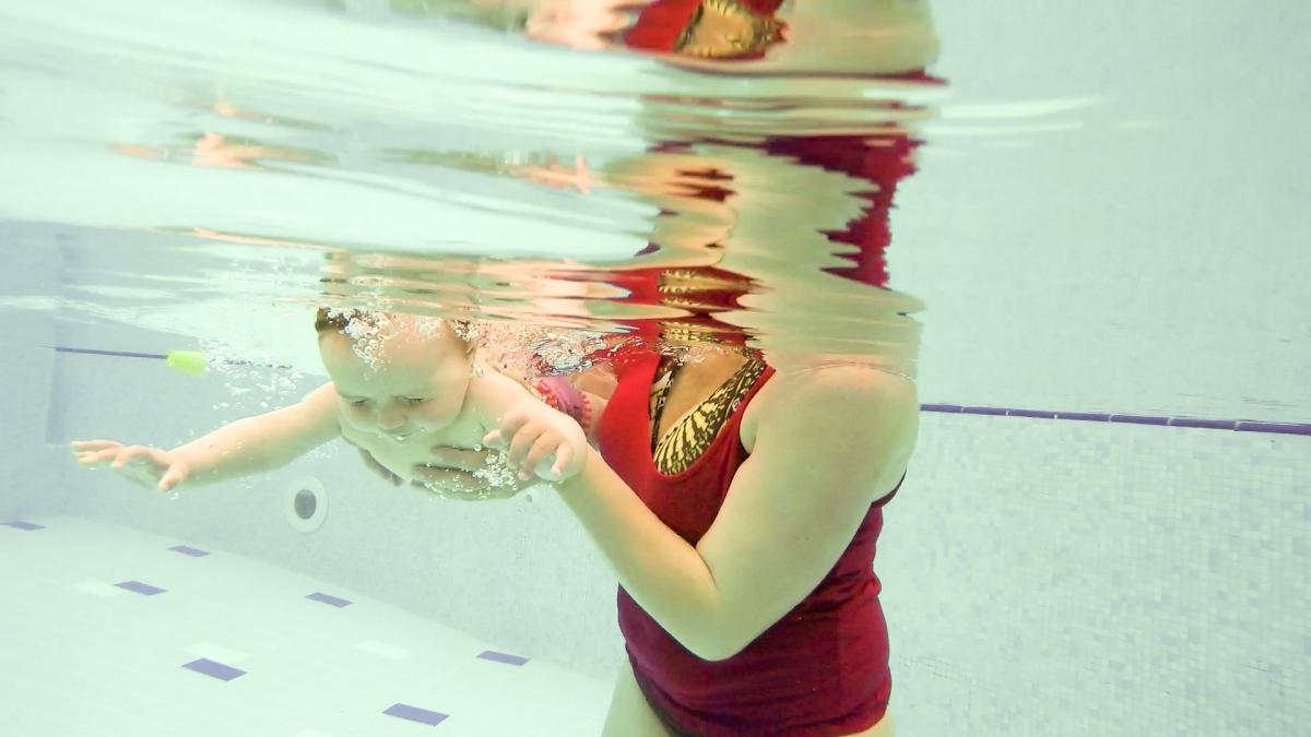 mali plavalec