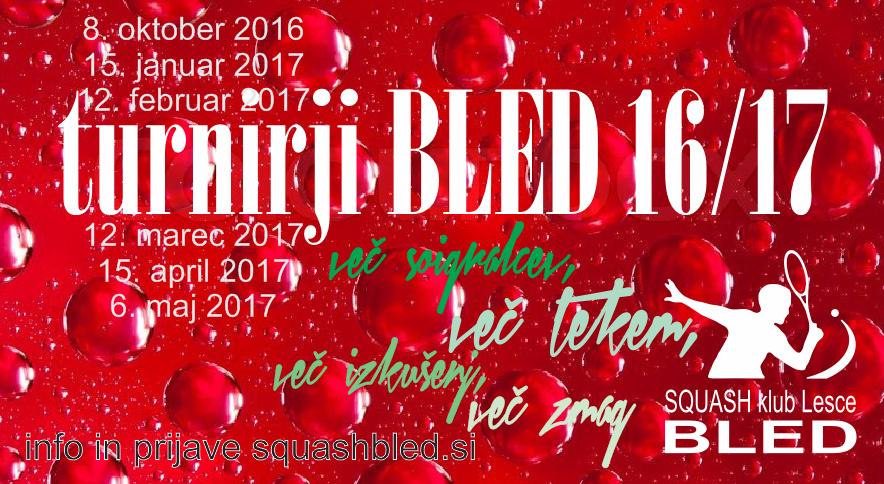 turnirji BLED 2016/2017
