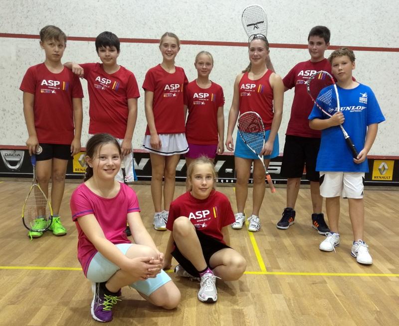 Mladinci na 1. klubskem turnirju