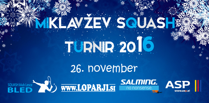 Miklavžev turnir z zmagovalci Nanjo, Tiamom, Pio in Blažem