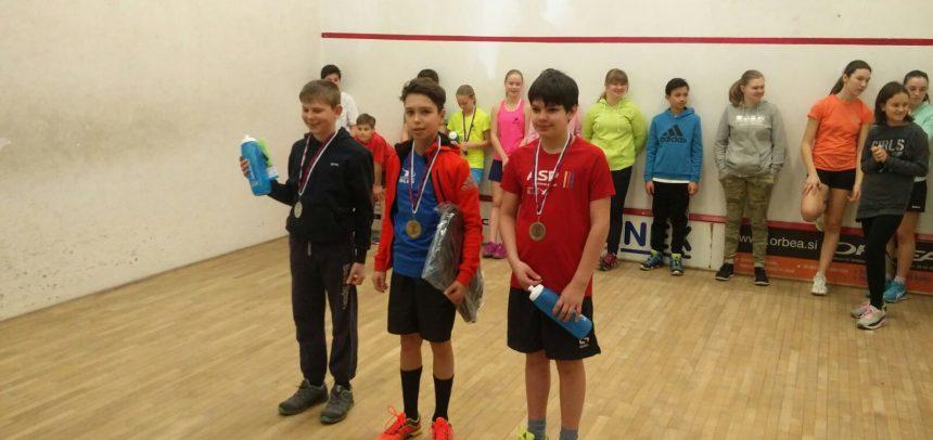 4 medalje za naše mladince