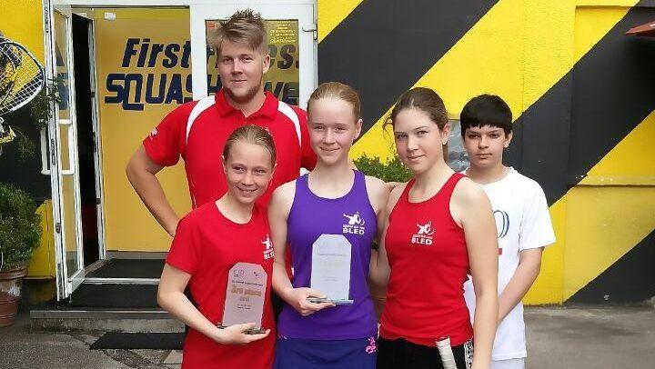 CJO 2017 :: sestri Urh osvojili zlato in bronasto medaljo