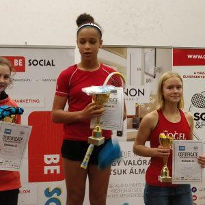 Prva medalja za Niko na Grand Prix turnirju :: HJO 2017 – Budimpešta