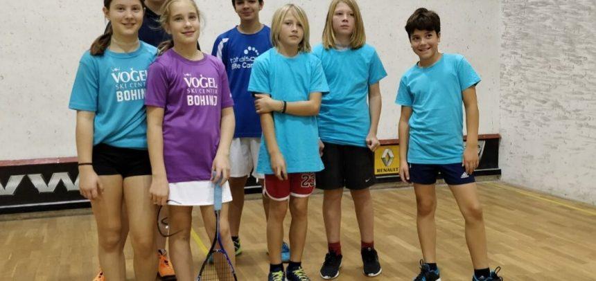 Mini mladinski turnir s Konexovci