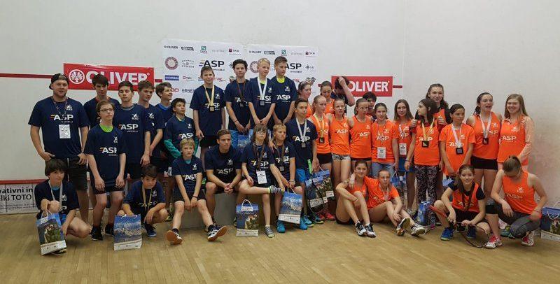 Mladinsko DP 2018 :: 10 medalj za Bled