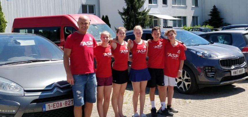 Poletna turneja 1. del – Köln, CJC SS