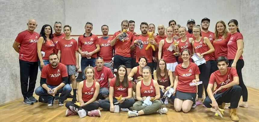 11. Miklavžev squash turnir