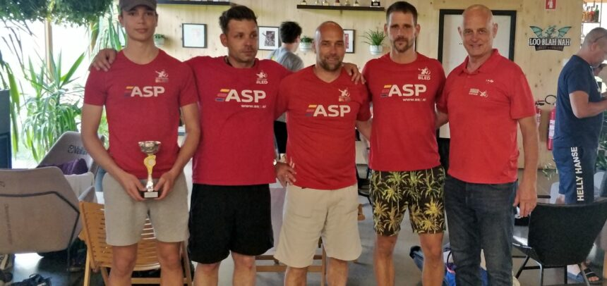 Bled ekipni državni podprvak :: EDP 2021