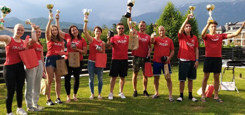 Po dveh sezonah na vrhu Nika, Tim, Urška in Rožle :: BGM 7 zaključek